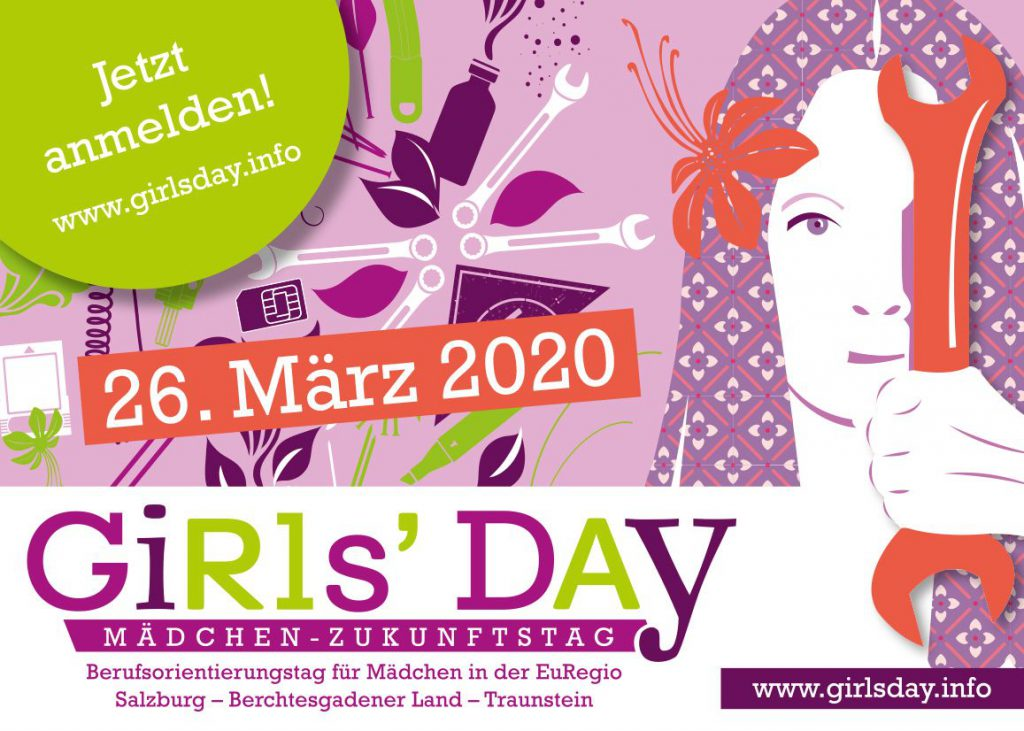 Girls´ Day Plakat