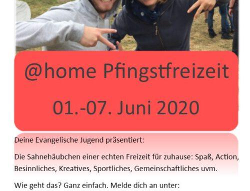 @home Pfingsfreizeit