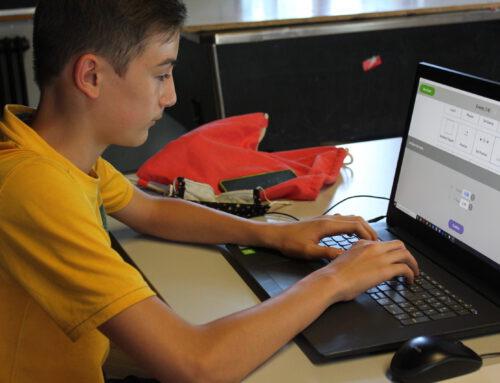 Vom Code zum eigenen Computerspiel beim dritten Hackathon des Kreisjugendrings