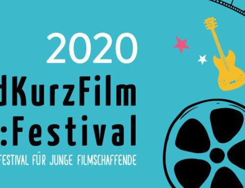 Bewerbungsphase für das Jugendkurzfilm-Festival läuft – Einreichung noch bis 1. Oktober!