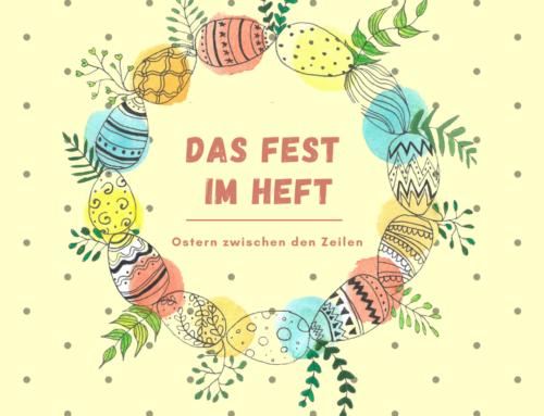 """KLJB Aktionsheft für die Kar- und Osterwoche: """"Das Fest im Heft"""""""
