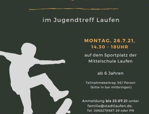 Workshops für Kinder und Jugendliche aus Laufen